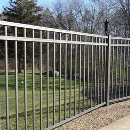 Photo Of Advanced Fencing Solutions Elgin Sc United States Aluminum