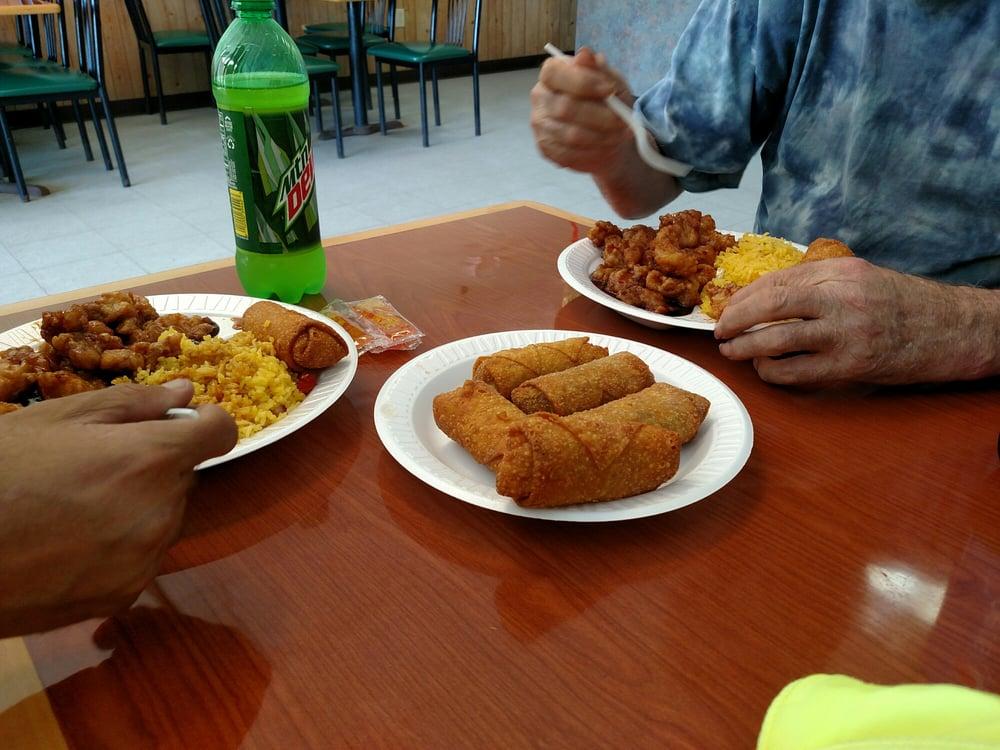Hong Kong Restaurant Wilson Nc Menu