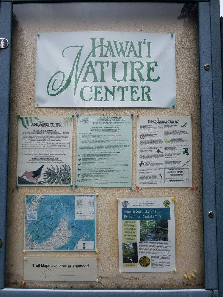 Hawaii Nature Center