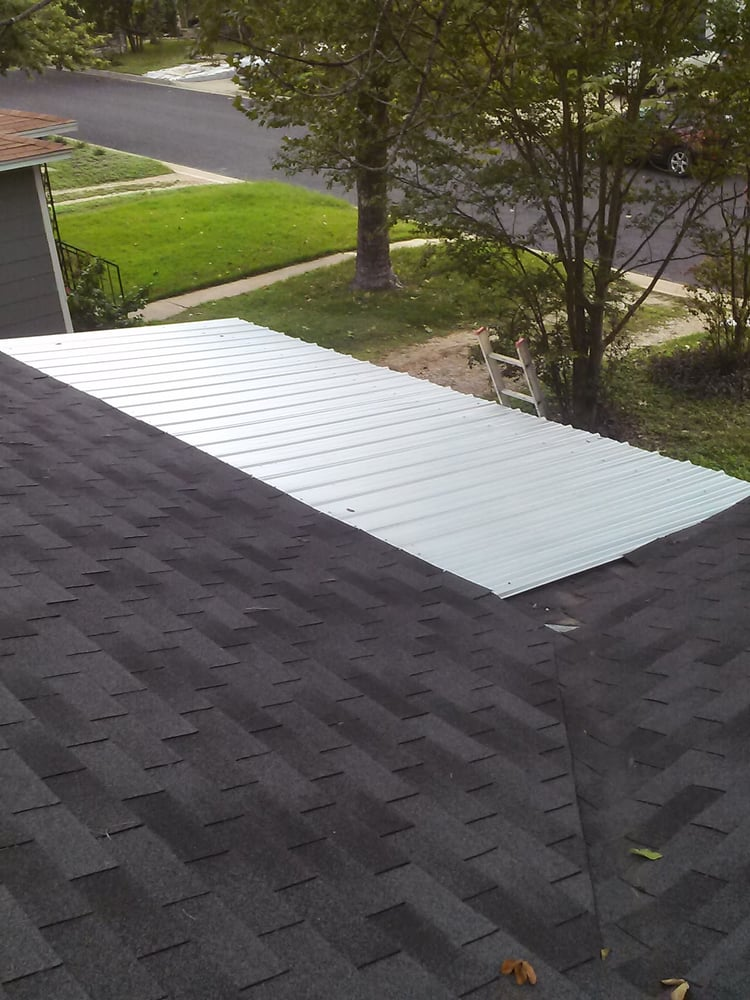 Photo Of Roofing Contractor Solutions   Lakeway, TX, United States. Special  Metal Patio