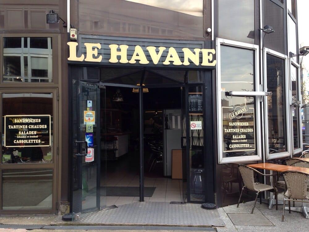 Le havane restaurants 20 rue isly rennes frankrijk for Restaurant o 23 rennes