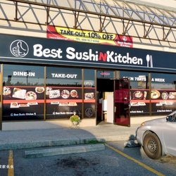 Best Sushi And Kitchen Coquitlam