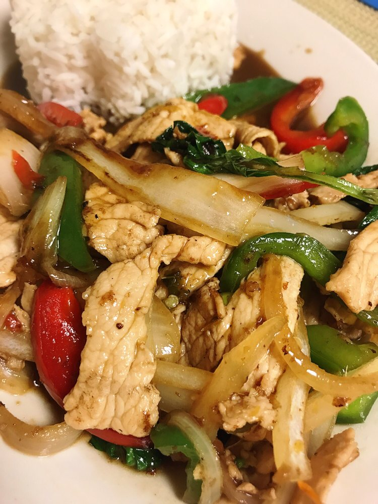 New Bangkok Restaurant: 7509 Garners Ferry Rd, Columbia, SC