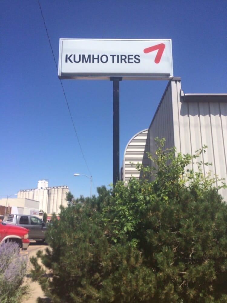 Smitty's Tire & Battery: 328 Main St, Quinter, KS