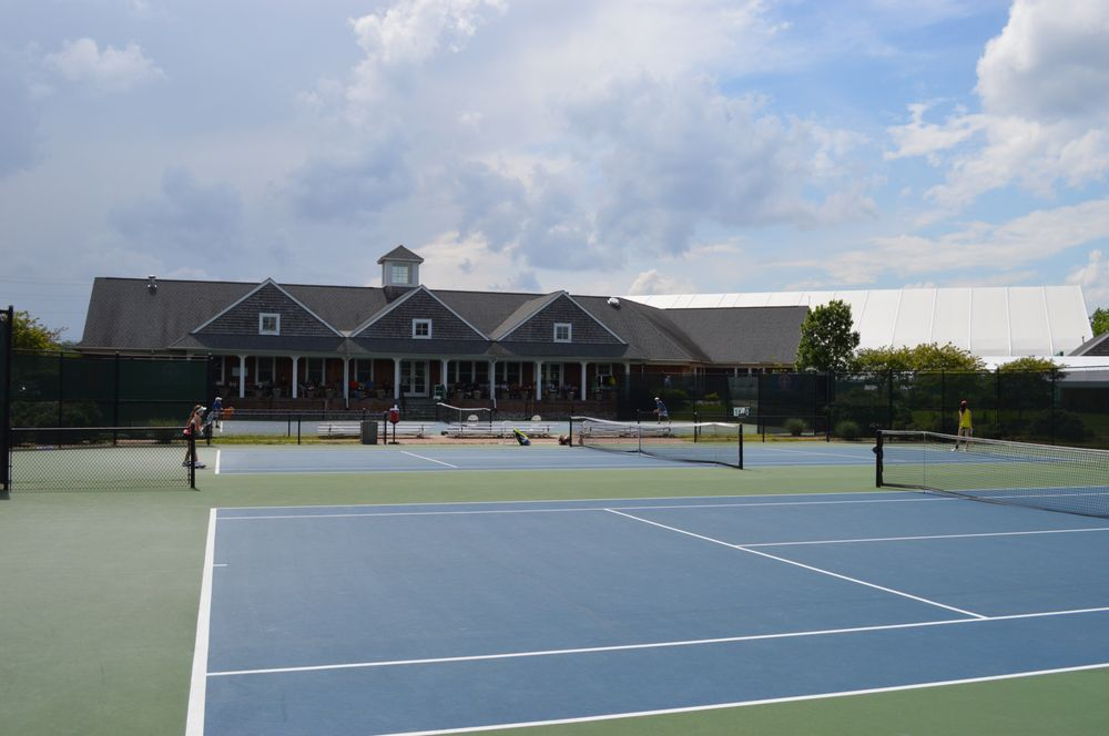Junior Tennis Champions Center: 5200 Campus Dr, College Park, MD