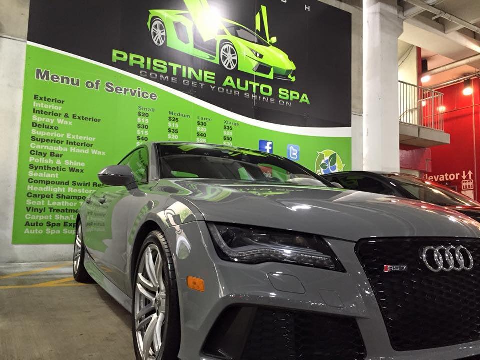 Car Spa Houston: Pristine Auto Spa At The Galleria Mall In Houston, TX