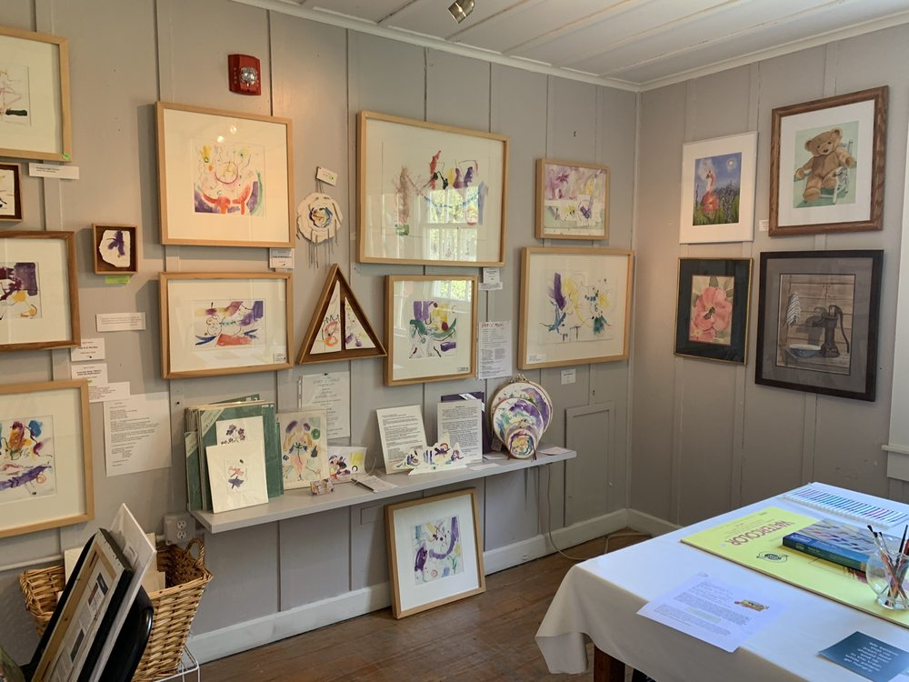 Social Spots from Red House Studios and Gallery