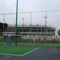centro de soccer siete azteca f tbol calzada de