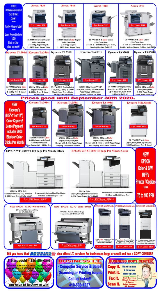 Business Machines: 28 E Jarrettsville Rd, Forest Hill, MD