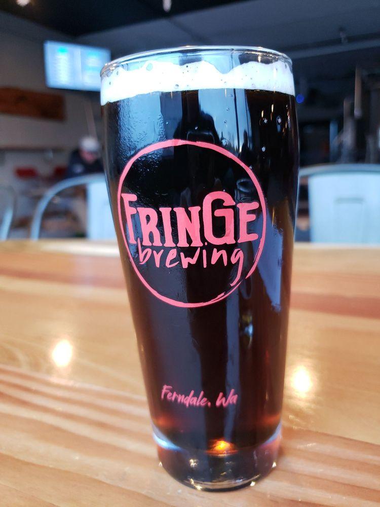 Fringe Brewing: 5640 3rd Ave, Ferndale, WA