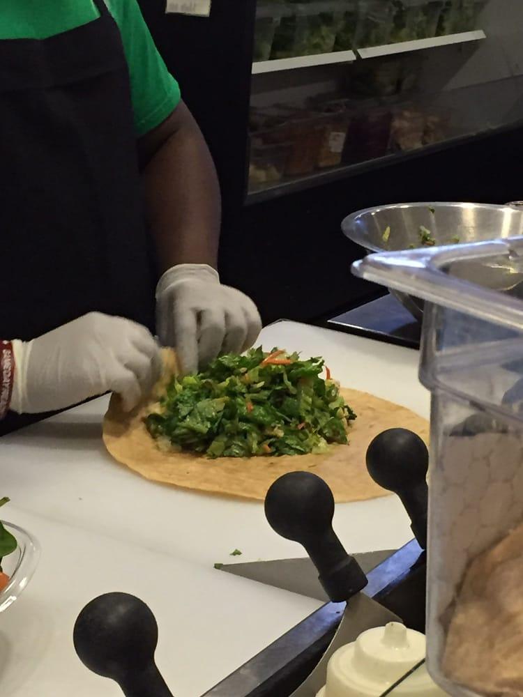 Wild Beet Salad Company
