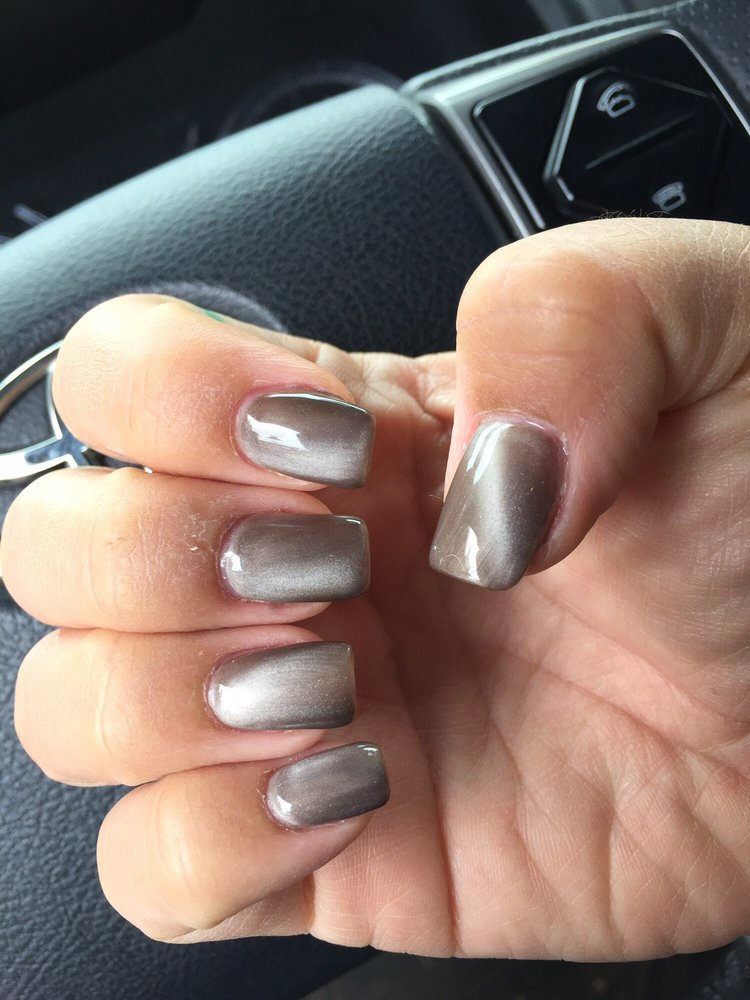 I am in with this new gel Cat eye polish!! This has to be an all ...