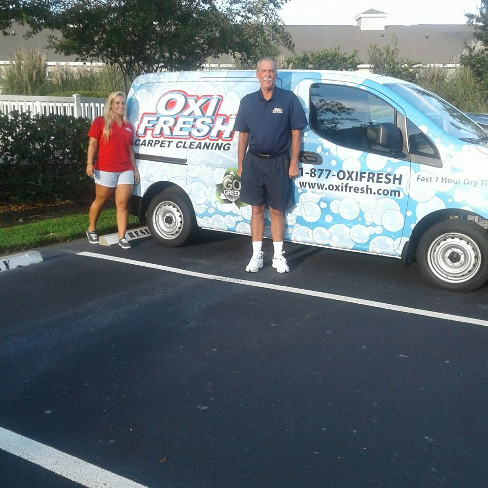 Oxi Fresh Carpet Cleaning: Myrtle Beach, SC