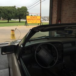 Photo of Dave's State Inspection - Saginaw, TX, United States. He is prepared