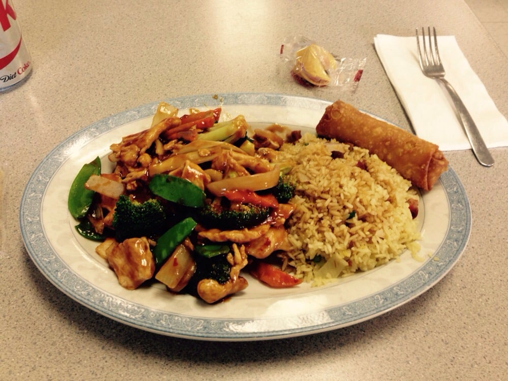 Oriental Gourmet: 558 N Grandstaff Dr, Auburn, IN