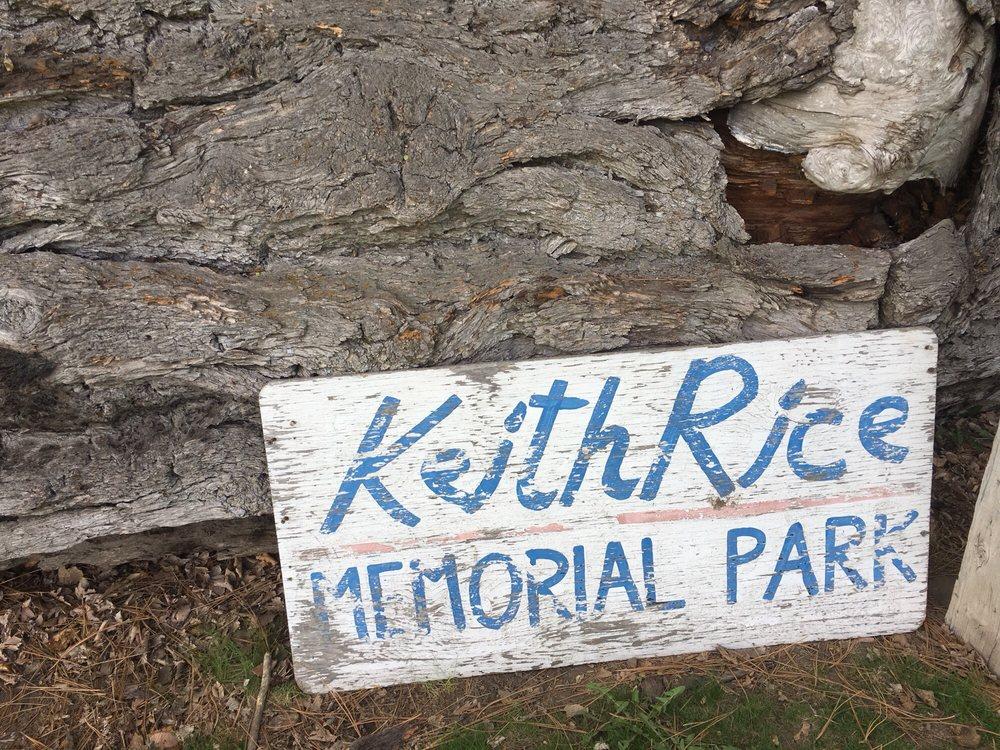 Keith Rice Memorial Park: 3523 South 6th St, Klamath Falls, OR