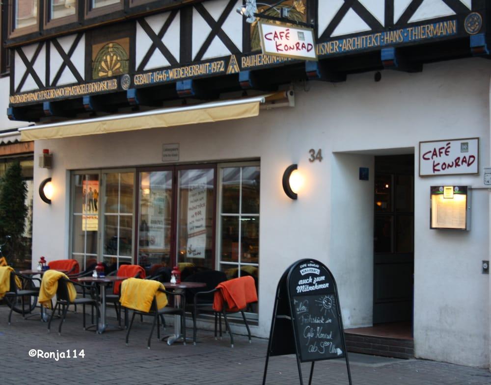 Konrad Cafe Hannover