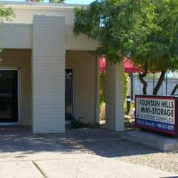 Attrayant Photo Of Fountain Hills Mini Storage U0026 Office Complex   Fountain Hills, AZ,  United