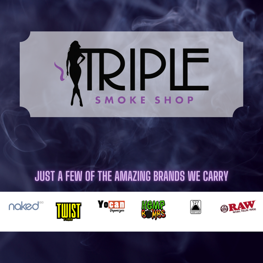 Triple Smoke Shop: 4207 Edgewater Dr, Orlando, FL