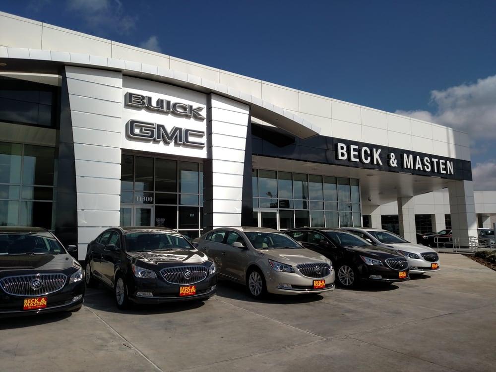 Photos for Beck & Masten Buick GMC North - Yelp