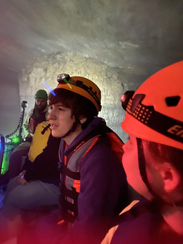 The Gorge Underground: 2478 Rogers-Glencairn Rd, Pine Ridge, KY