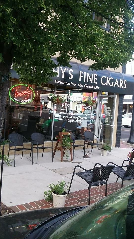 Social Spots from Timothy's Fine Cigars
