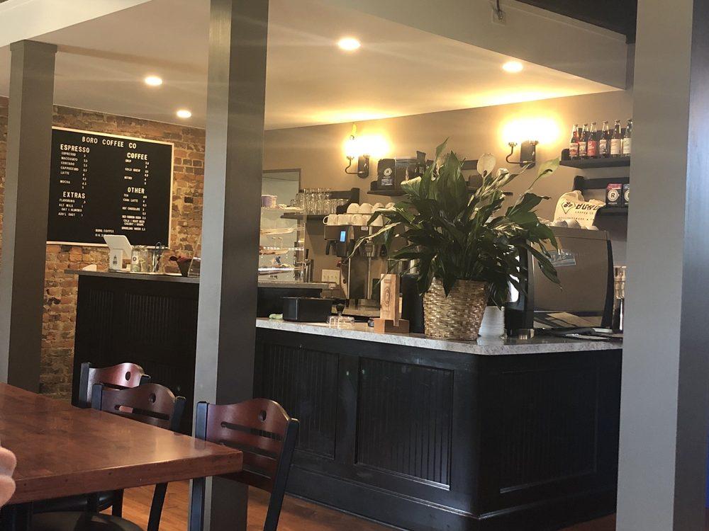 Boro Coffee: 411 S Juniata St, Hollidaysburg, PA