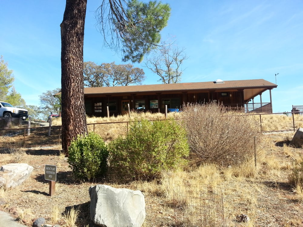 Dufer Point Visitor Center: 4920 Knoxville Rd, Spanish Flat, CA
