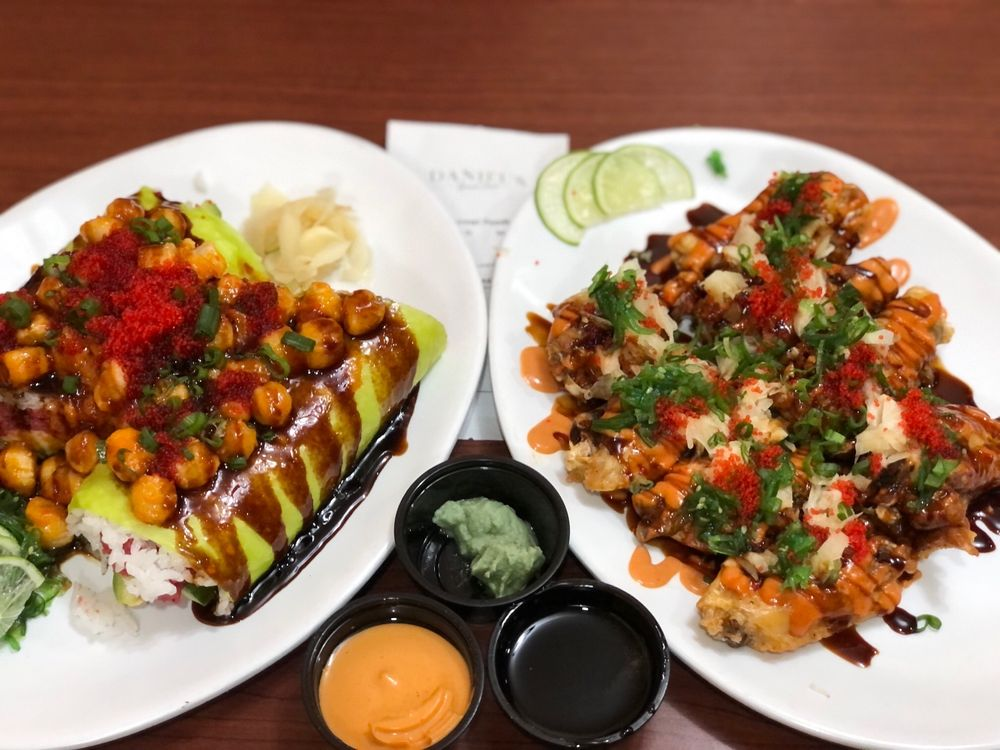Daniel's Gourmet Foods: 751-A W Ventura St, Fillmore, CA