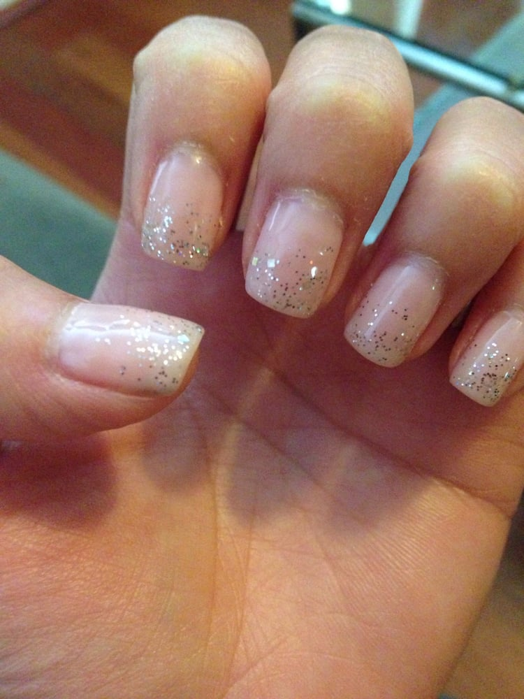 Photo Of Infinity Nails And Spa Dallas Tx United States Neutral Shellac