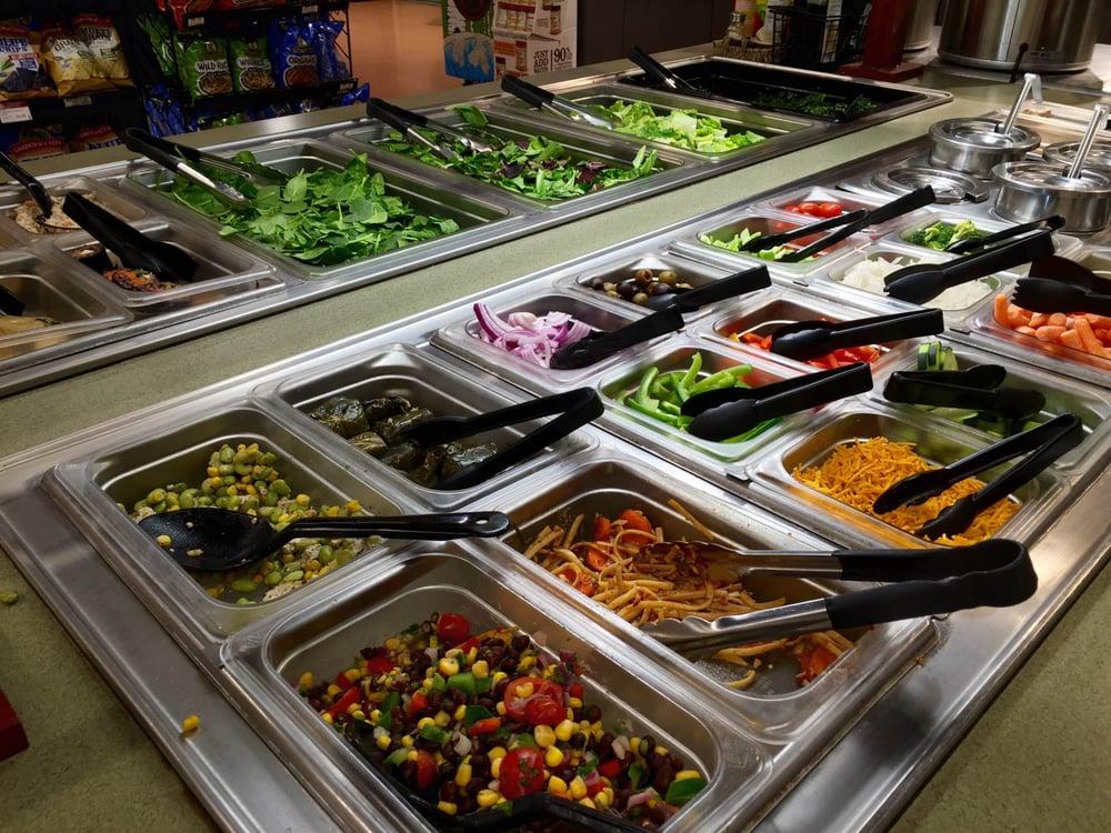 Deans Natural Food Market Menu