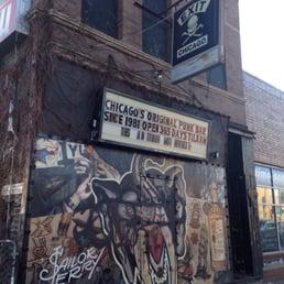 Exit Dive Bars Noble Square Chicago Il Yelp