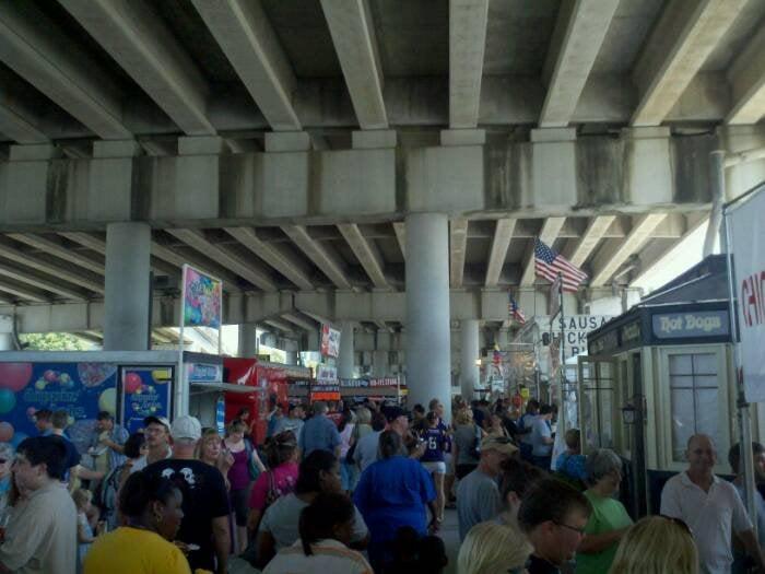 Louisiana Shrimp & Petroleum Festival