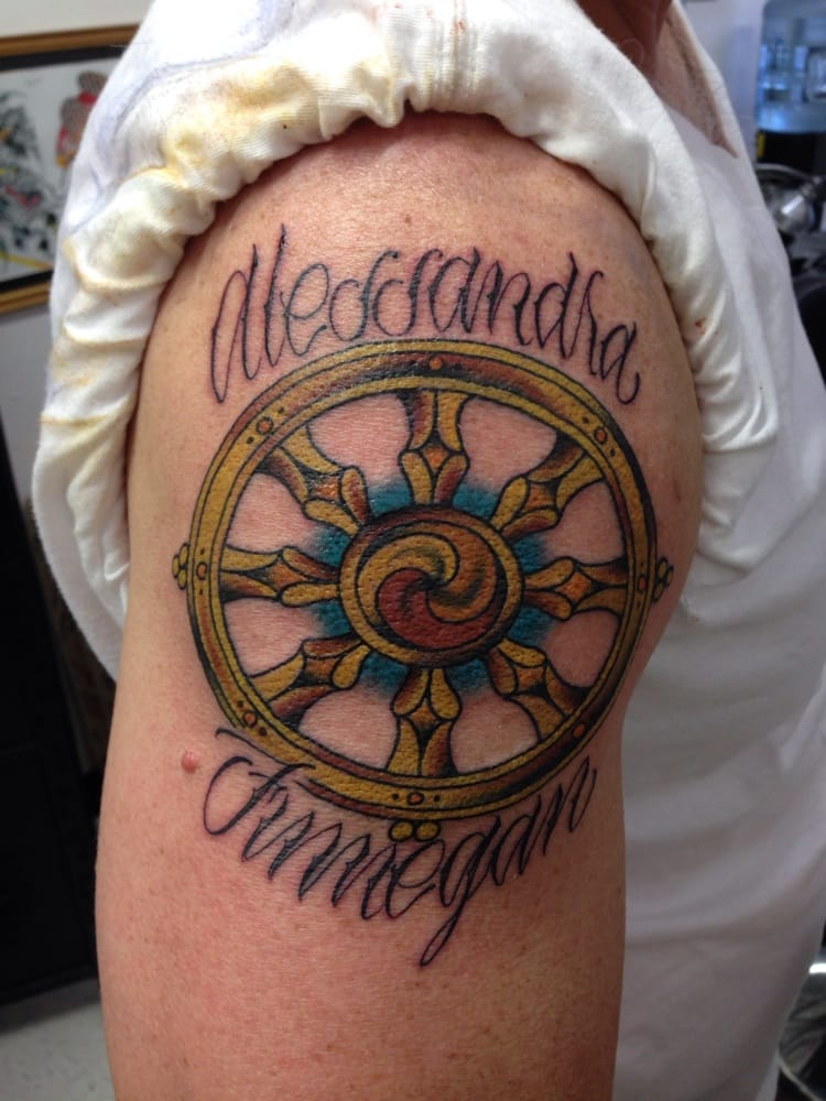 Ink by the amazing brian wahl at frisco tattoo my dream for The california dream tattoo shop