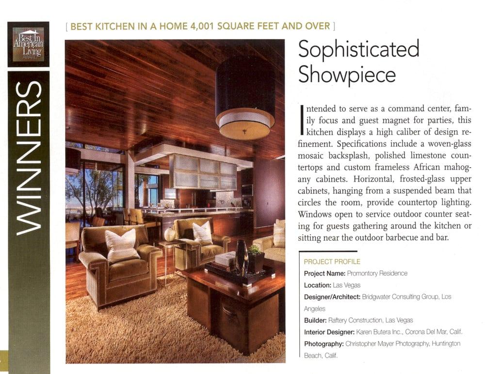 Robeson Design - Interior Design - 2837 Presidio Dr