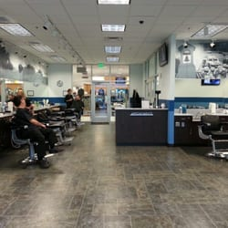 Barber Shop at the Marine Corps Exchange - Barbers - 2010 ...