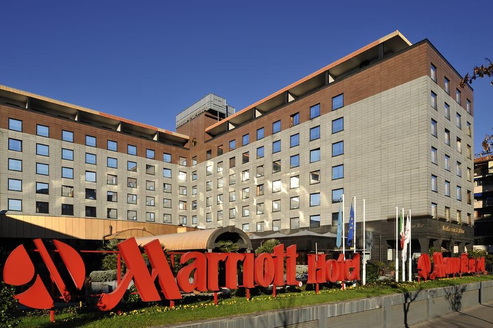 Marriott Hotel Milano Eventi