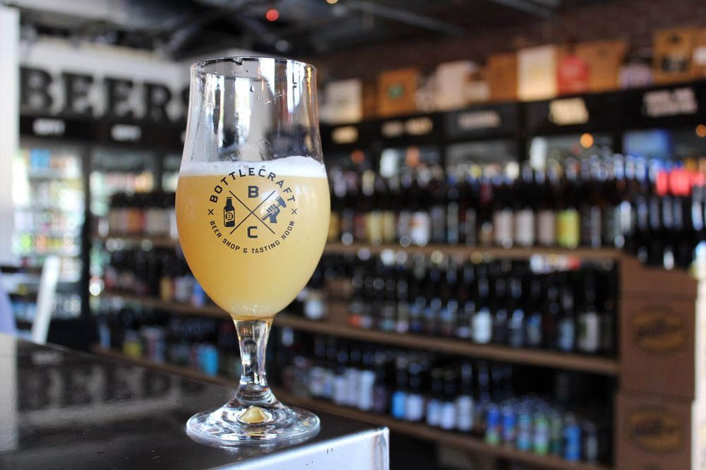 Bottlecraft Beer Shop and Tasting Room - Solana Beach