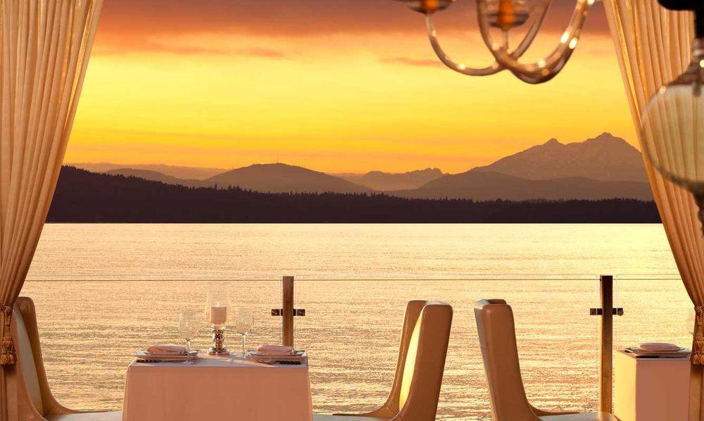 Six Seven Restaurant: 2411 Alaskan Way, Seattle, WA