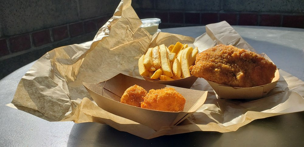 Food from Newman's Fish Co