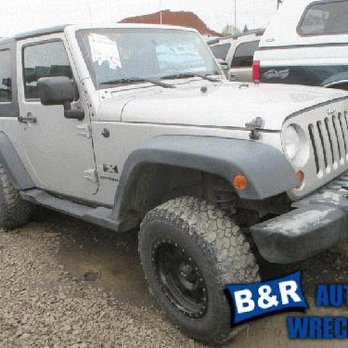 Used Jeep Wrangler Parts >> Aerial Picture Of The Vehicle Inventory And Entire Facility