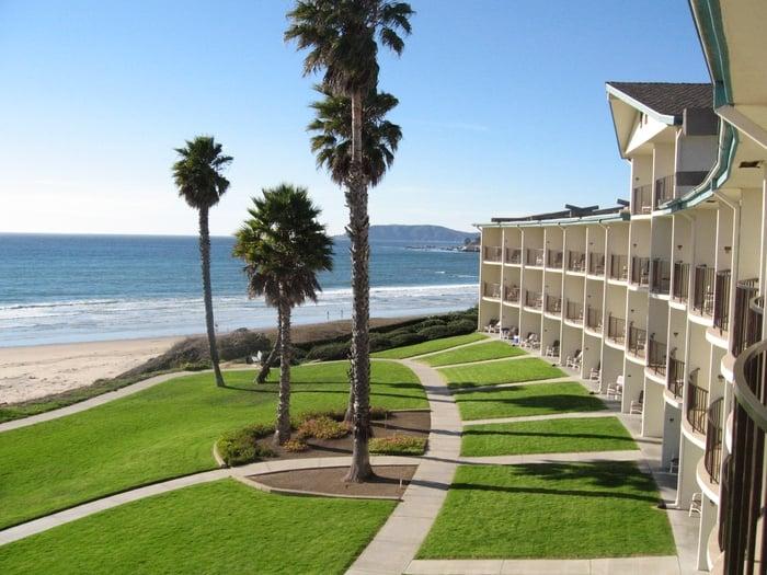 Kon Tiki Inn Hotel Pismo Beach