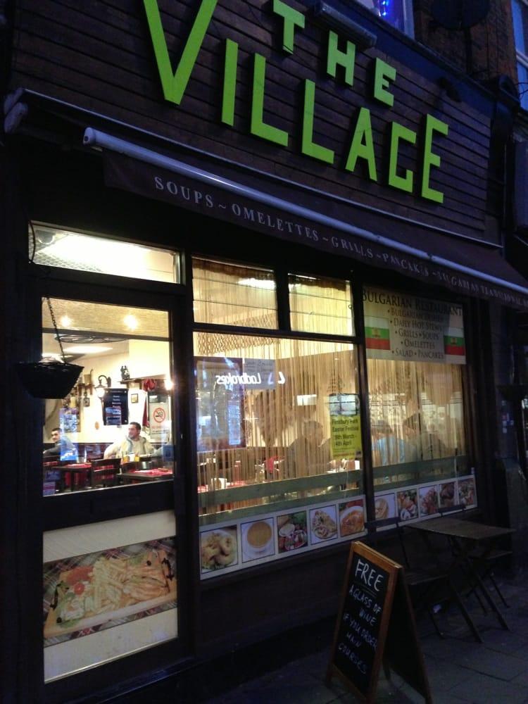 The village cerrado cocina h ngara 421 green lanes - Cyberdog london reino unido ...