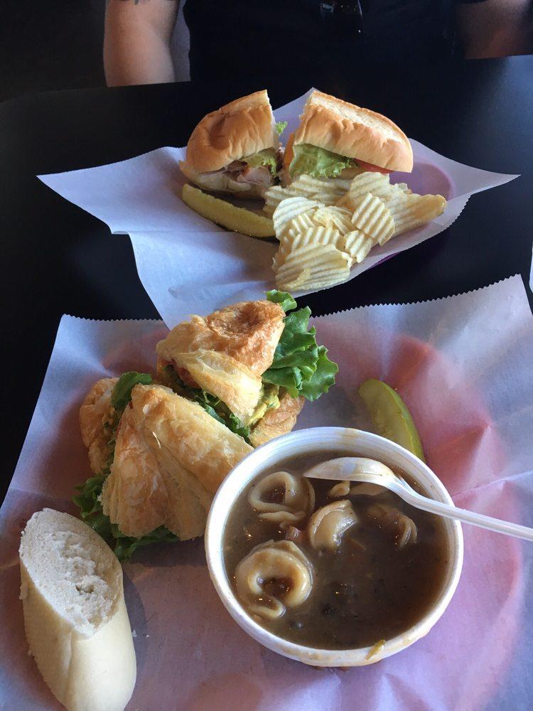 Unique Flavors Cafe: 4825 Trousdale Dr, Nashville, TN