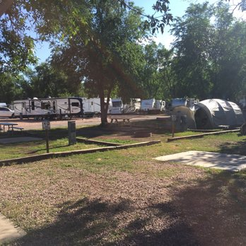 Garden Of The Gods Rv Resort 29 Photos 50 Reviews Camping Campsites 3704 W Colorado