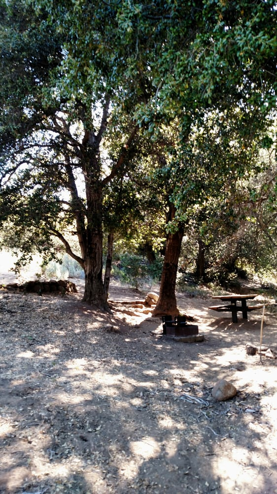 Cibbets Flat Campground - 12 Photos - Hiking - Fred Canyon ...
