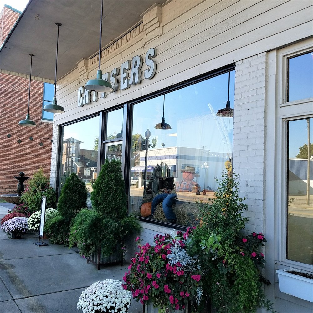 Critser's Flowers & Gifts: 59 W Washington St, Morgantown, IN