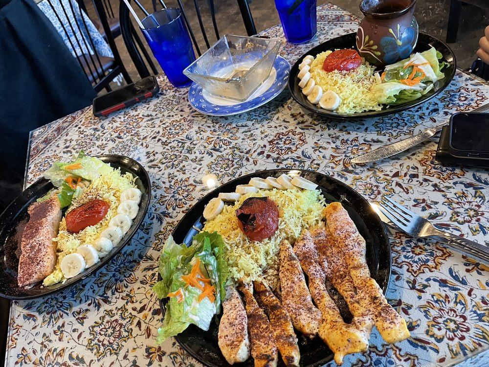 Ahmad's Persian Cuisine: 4646 Dodge St, Omaha, NE