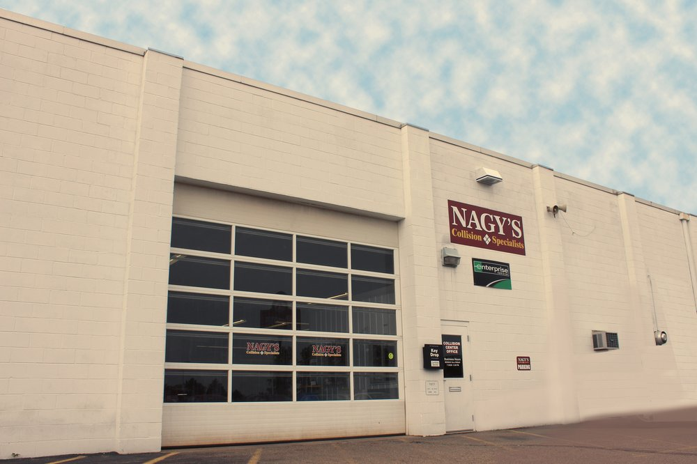 Nagy S Collision Centers At Doug Chevrolet Located On The