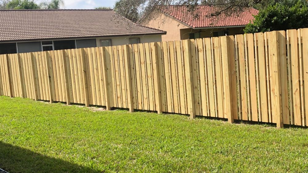 Zofe Fence: 6601 Lyons Rd, Coconut Creek, FL